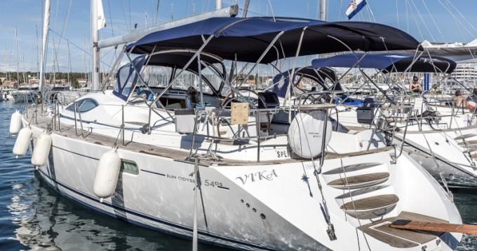 Bootsverleih Marina Pirovac günstig Sun Odyssey 54 DS