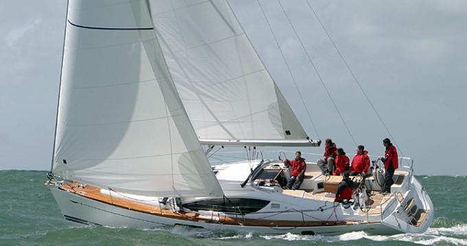 Bootsverleih Lavrion günstig Sun Odyssey 45
