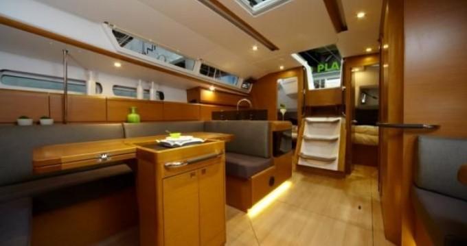 Location yacht à Ta' Xbiex - Jeanneau Sun Odyssey 439 sur SamBoat