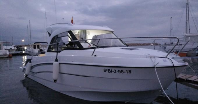 Location bateau Vandellòs i l'Hospitalet de l'Infant pas cher Antares 7