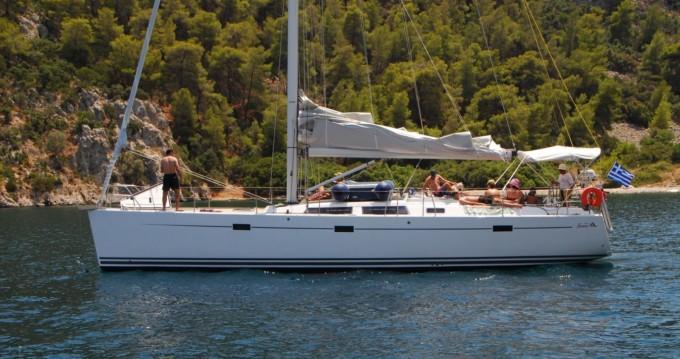 Segelboot mit oder ohne Skipper Hanse mieten in Central Greece