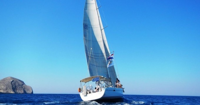 Segelboot mieten in Central Greece - Hanse Hanse 470