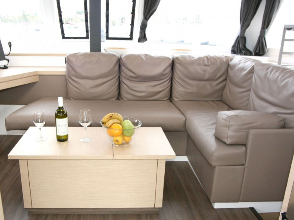 Fountaine Pajot Lucia 40 - 3 cab between personal and professional Krk