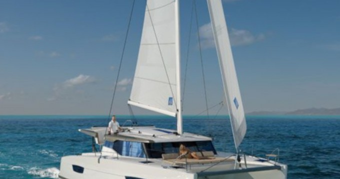 Yacht-Charter in Krk - Fountaine Pajot Lucia 40 - 3 cab auf SamBoat