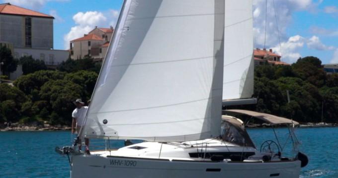 Bootsverleih Jeanneau Sun Odyssey 389 Pula Samboat