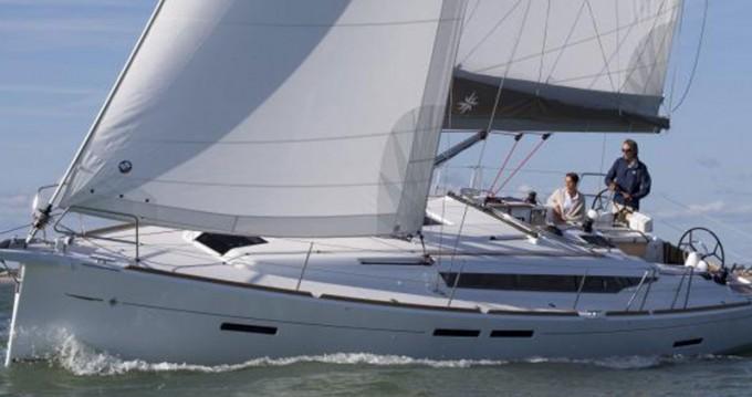 Jeanneau Sun Odyssey 419 zwischen Privatpersonen und professionellem Anbieter Krk