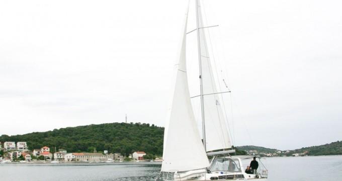 Bootsverleih Rogoznica günstig Oceanis 38