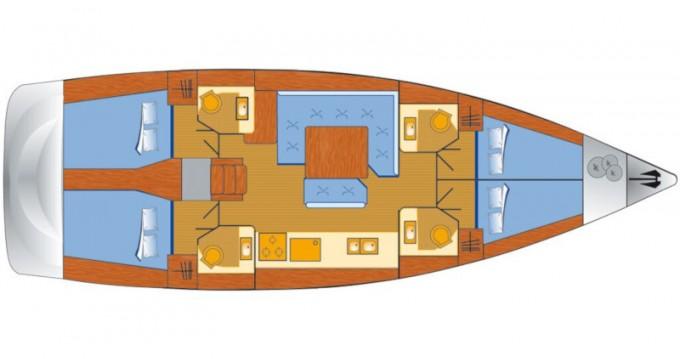 Bootsverleih Jeanneau Sun Odyssey 479 Pula Samboat