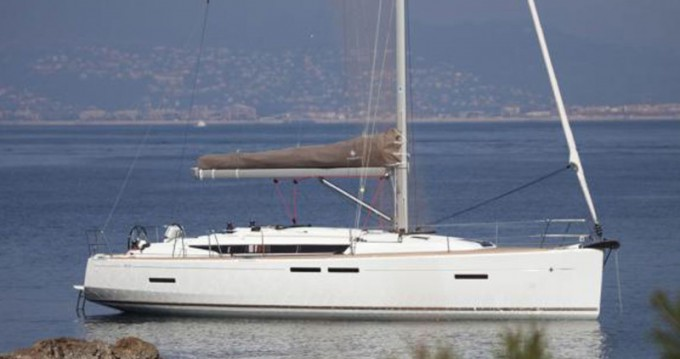 Yacht-Charter in Rogoznica - Jeanneau Sun Odyssey 419 auf SamBoat