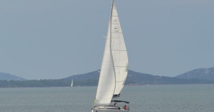 Bootsverleih Marina Pirovac günstig Bavaria C45