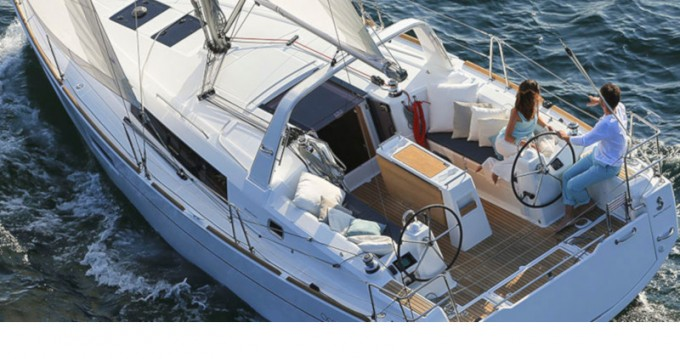Bootsverleih Palermo günstig Oceanis 35.1