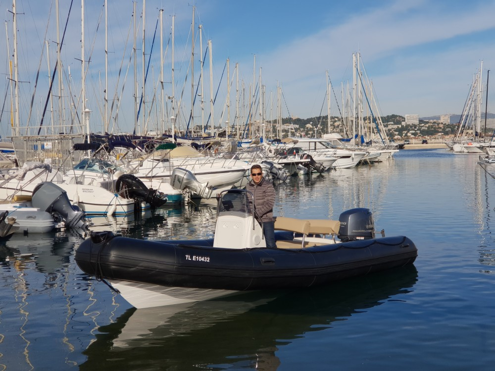 Rental yacht Marseille - Bombard Explorer 640 SB on SamBoat