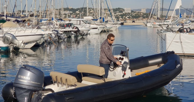 Location yacht à Marseille - Bombard Explorer 640 SB sur SamBoat