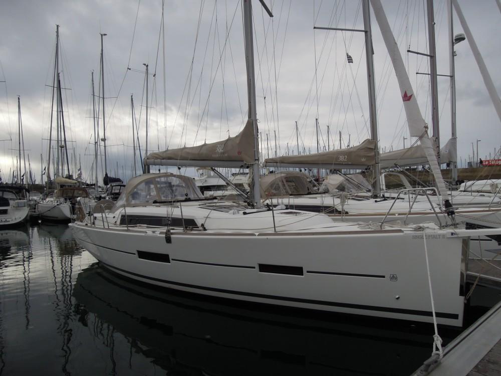 Noleggio Barca a vela con o senza skipper Dufour La Trinité-sur-Mer