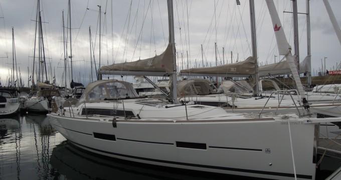 Dufour Dufour 382 Grand Large entre particuliers et professionnel à La Trinité-sur-Mer