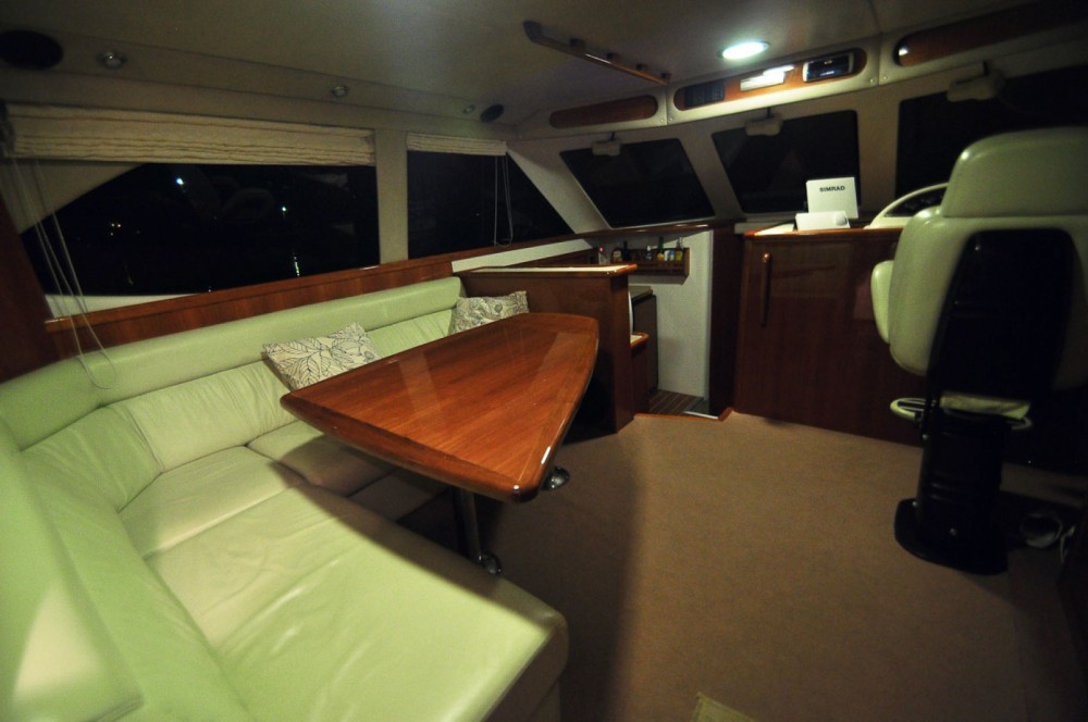 Location yacht à Carthagène - Riviera Riviera 40 Open Flybridge sur SamBoat