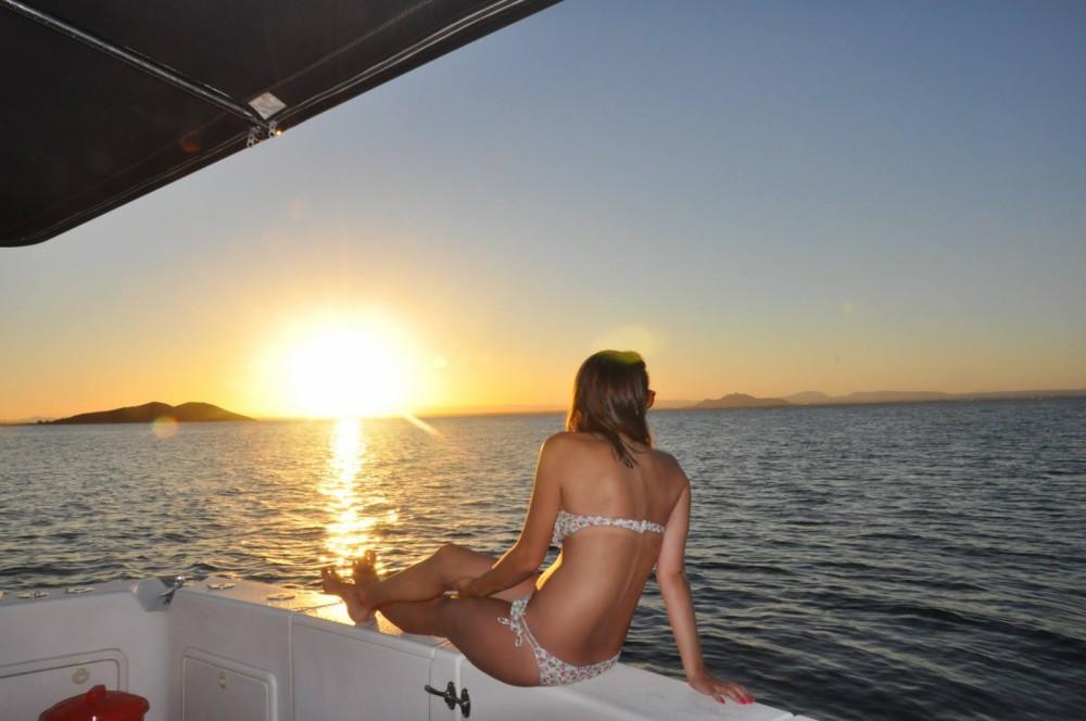 Location Yacht Riviera avec permis