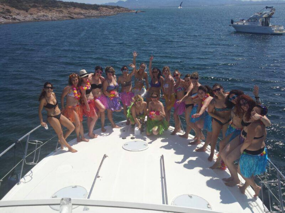 Location Yacht à Carthagène - Riviera Riviera 40 Open Flybridge