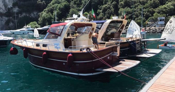 Location yacht à Positano - Apreamare Fratelli Aprea 32 sur SamBoat