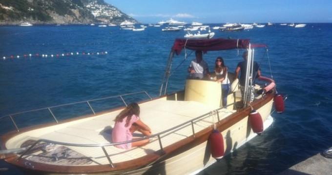 Motorboot mieten in Positano - Ferretti Bella Vita