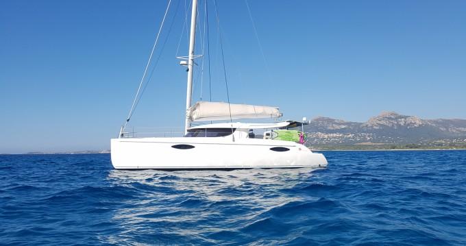 Location bateau Ajaccio pas cher Orana 44