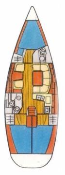 Segelboot mit oder ohne Skipper Jeanneau mieten in Central Greece