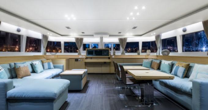 Yacht-Charter in Μαρίνα Αλίμου - Lagoon Lagoon 62 - 5 cabin version auf SamBoat