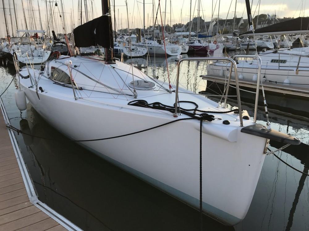 Bootsverleih Jpk Jpk 1010 La Trinité-sur-Mer Samboat