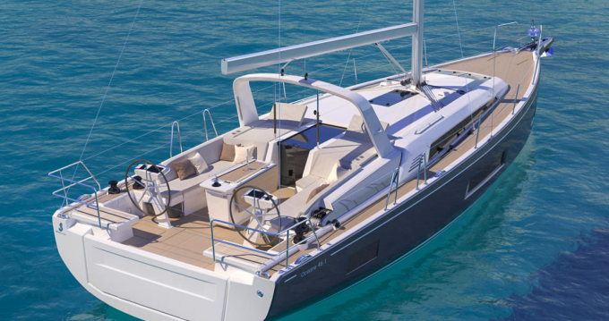 Yacht-Charter in Central Greece - Bénéteau Oceanis 46.1 auf SamBoat