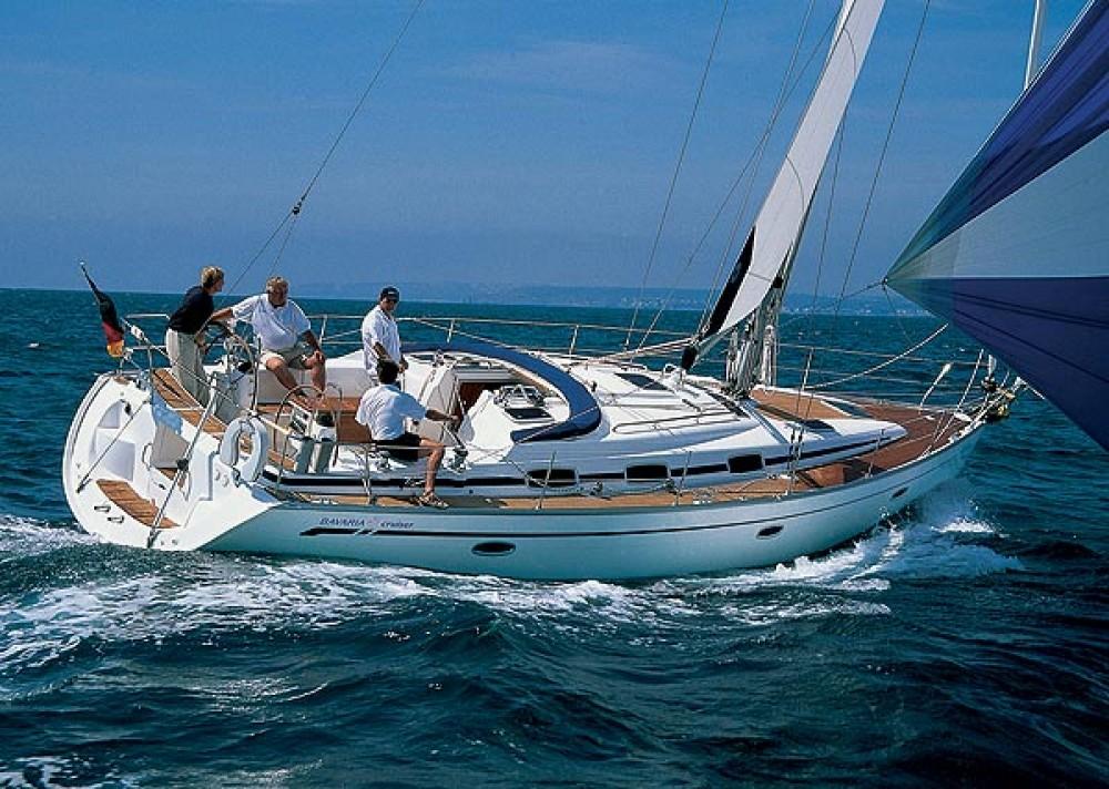 Segelboot mit oder ohne Skipper Bavaria mieten in Skiathos