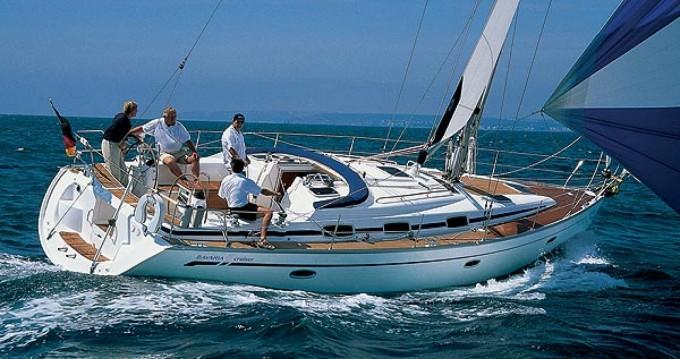 Bootsverleih Skiathos günstig Bavaria Cruiser 41