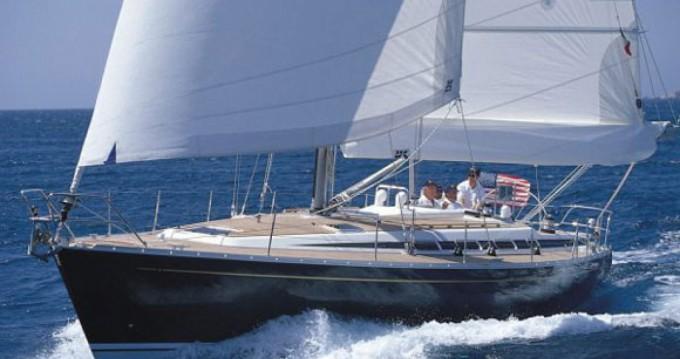 Bootsverleih ACI Marina Trogir günstig Grand Soleil 46.3
