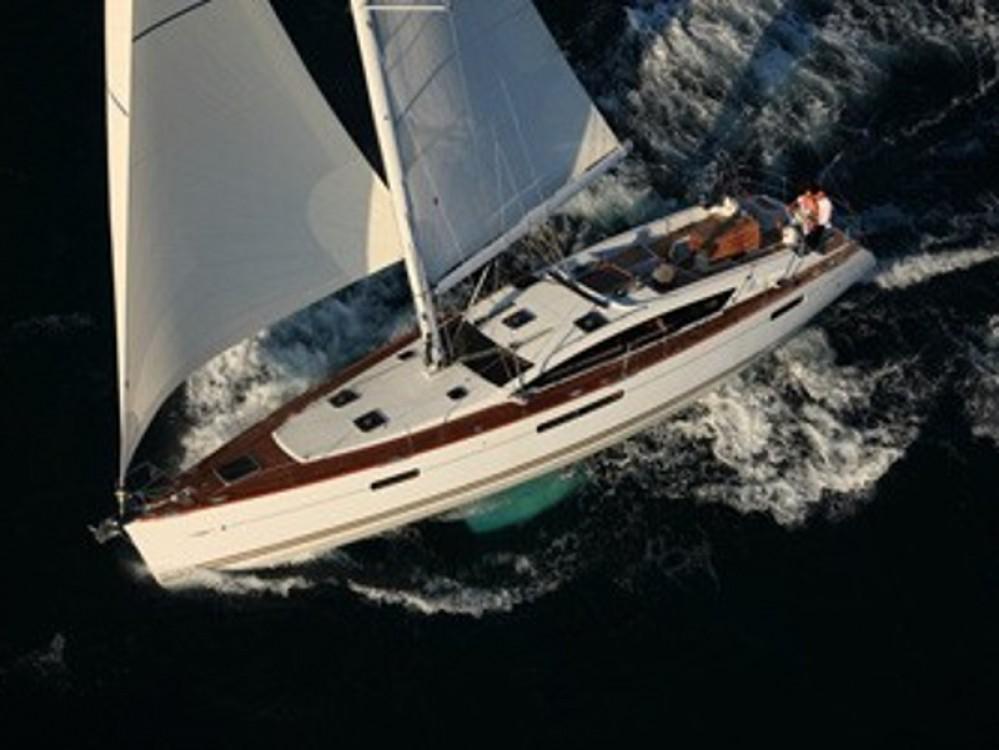 noleggio Barca a vela Napoli - Jeanneau Jeanneau 53