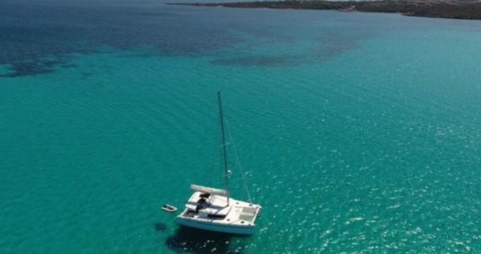 Yacht-Charter in Marmaris - Lagoon Lagoon 450  Flybridge auf SamBoat