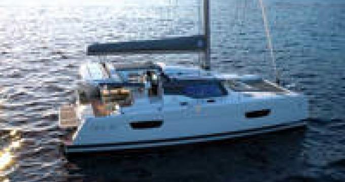 Yacht-Charter in Rodney Bay Marina - Fountaine Pajot Astrea 42 auf SamBoat