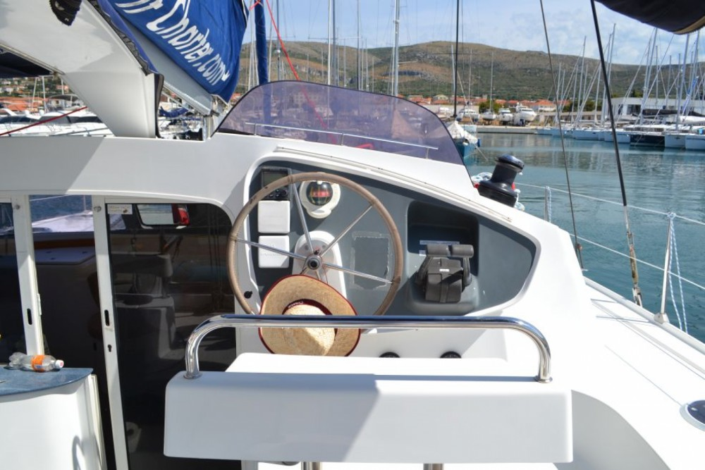 Location Catamaran à Šibenik - Fountaine Pajot Lavezzi 40