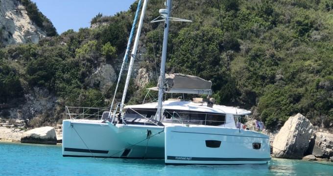 Location yacht à Ajaccio - Fountaine Pajot Helia 44 sur SamBoat