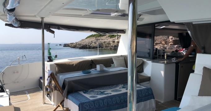 Louer Catamaran avec ou sans skipper Fountaine Pajot à Ajaccio