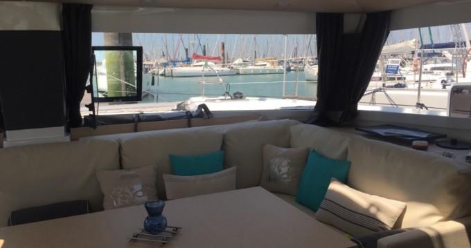 Location Catamaran à Ajaccio - Fountaine Pajot Helia 44