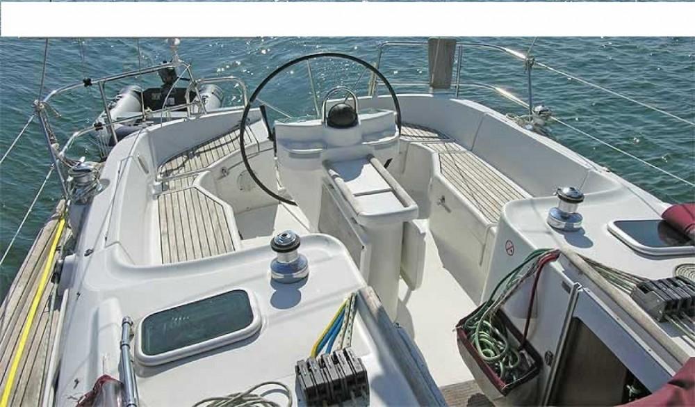 Huur Zeilboot met of zonder schipper Oceanis in Βόλος