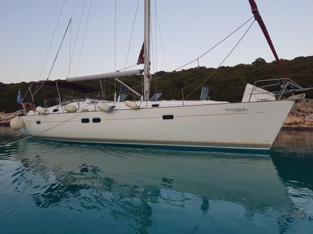 Bootverhuur Oceanis Clipper 411 in Βόλος via SamBoat