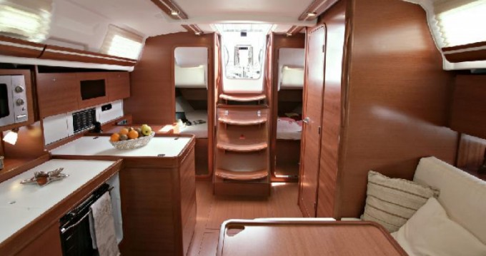 Yacht-Charter in Ajaccio - Dufour Dufour 380 Grand Large auf SamBoat
