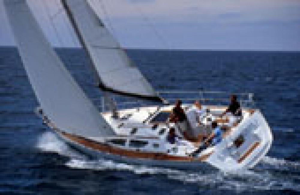 Jeanneau Sun Odyssey 349 entre particuliers et professionnel à Ajaccio