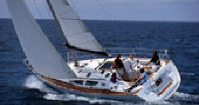 Segelboot mieten in Ajaccio - Jeanneau Sun Odyssey 349