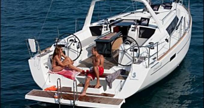Bootsverleih Bénéteau Oceanis 41 Ajaccio Samboat