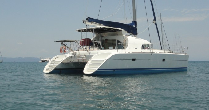 Louer Catamaran avec ou sans skipper Lagoon à Ambatoloaka