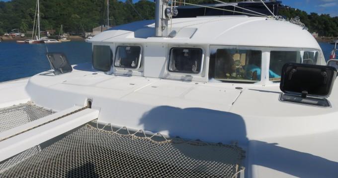 Location yacht à Ambatoloaka - Lagoon Lagoon 380 sur SamBoat