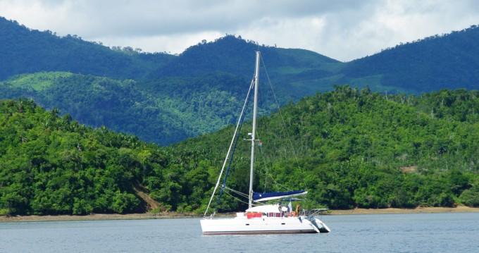 Location Catamaran à Ambatoloaka - Lagoon Lagoon 380