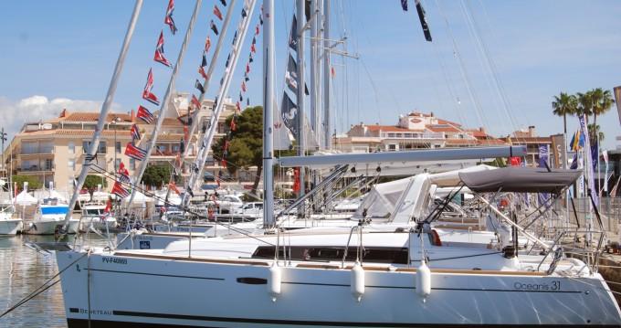 Bénéteau Oceanis 31 entre particulares y profesional Torroella de Montgrí
