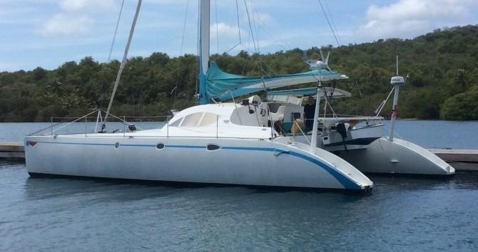 Katamaran mit oder ohne Skipper Luscher mieten in Palma